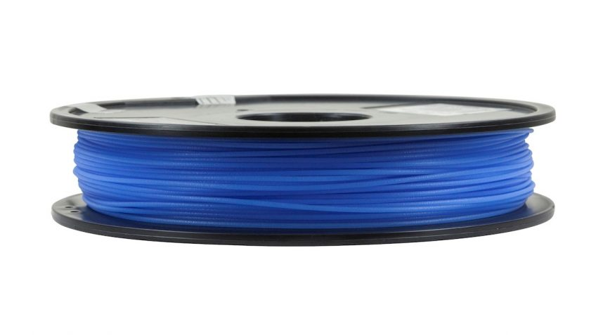 Premium 3D Printer Filament 1.75MM 0.5kg/spool, Color Changing Thermochromic Blue