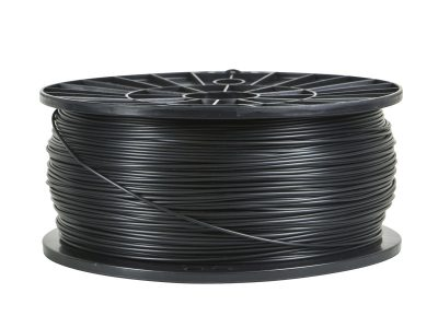 Premium 3D Printer Filament ABS 1.75MM 1kgspool, Black