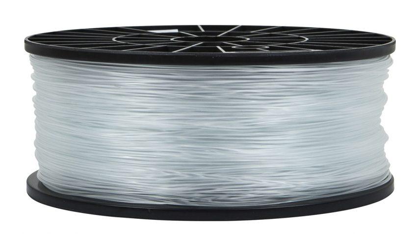 Premium 3D Printer Filament ABS 1.75MM 1kg/spool, Crystal Clear