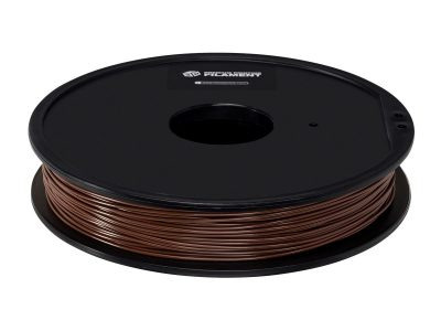 Premium 3D Printer Filament ABS 1.75MM, .5kgSpool Brown